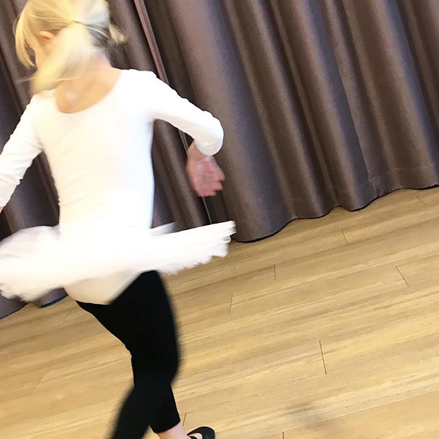 Friday pirouette