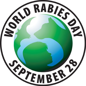 Figure 2.  The 2015 World Rabies Day logo. Courtesy of the Global Alliance for Rabies Control.  http://logos.rabiesalliance.org.s3-website-us-east-1.amazonaws.com/englishweb.jp