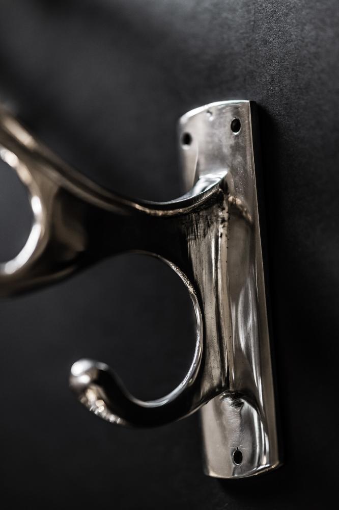 Savoy Hotel Polished Aluminium Antler Hooks 03.jpg