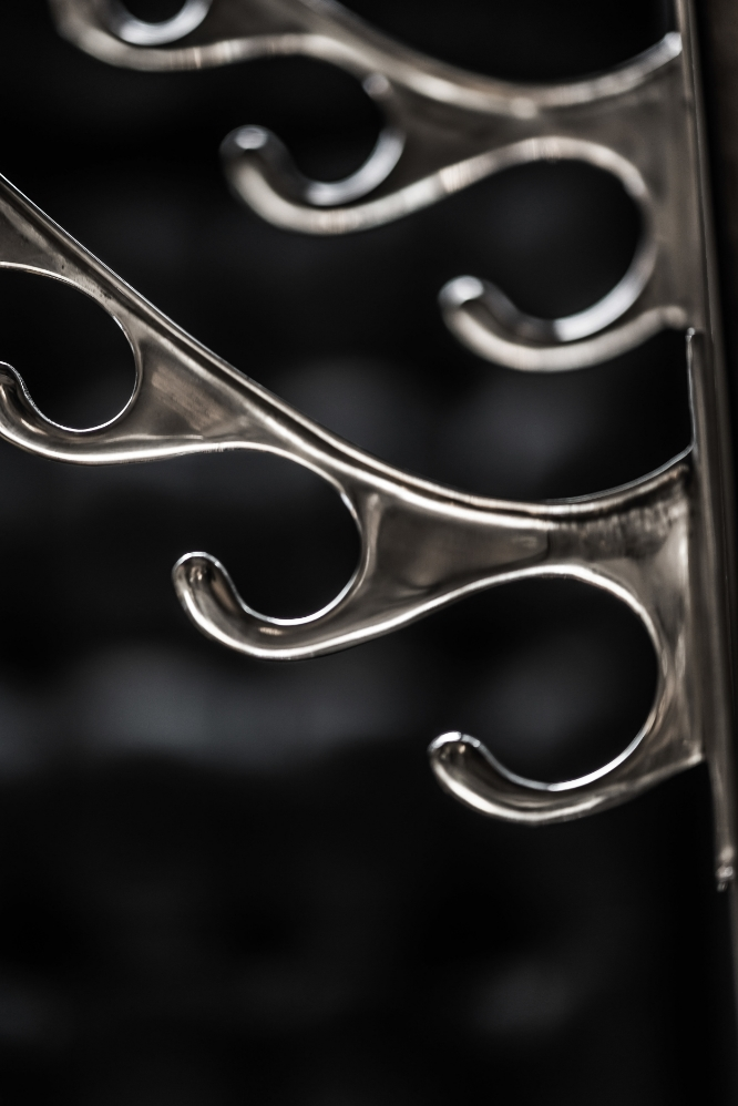 Savoy Hotel Polished Aluminium Antler Hooks 04.jpg