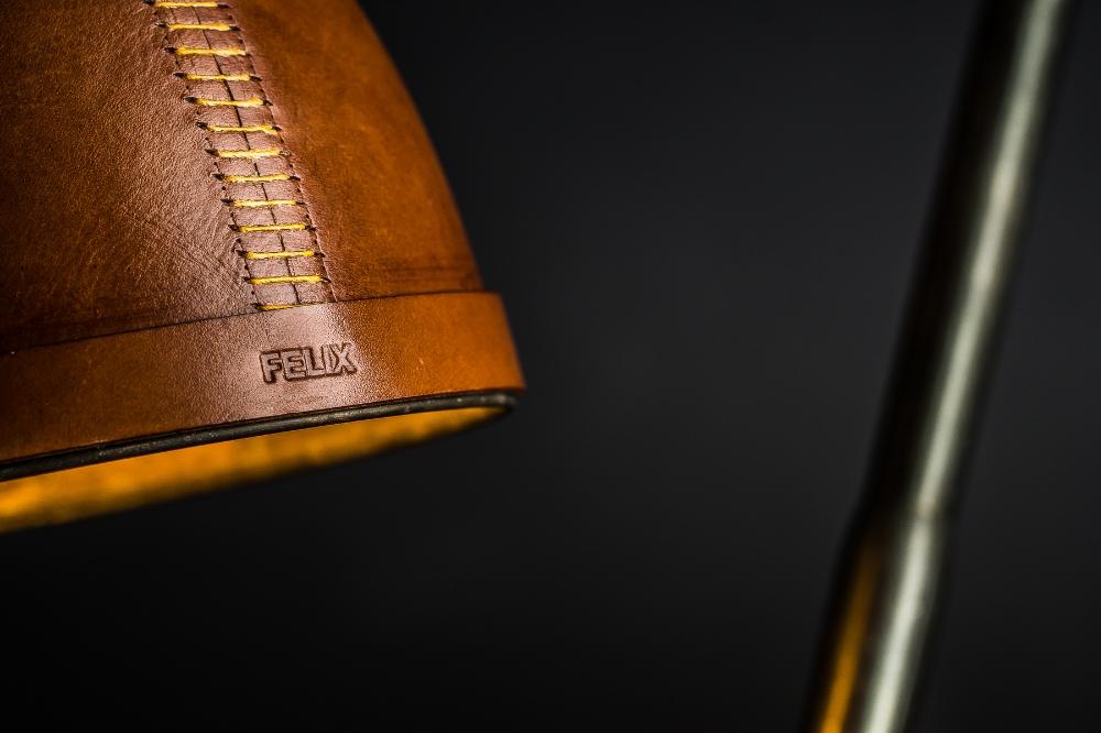Hand Moulded Leather Desk Lamp 01.jpg