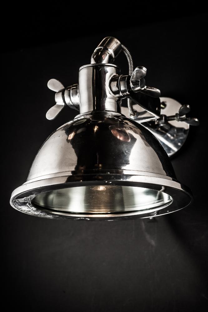 Vintage Aluminium Adjustable  Wall Light 03.jpg