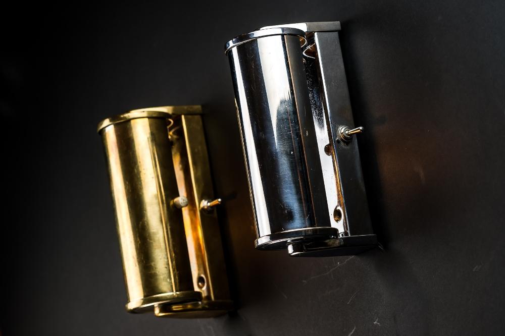 Aluminium and Brass Wall Light 04.jpg