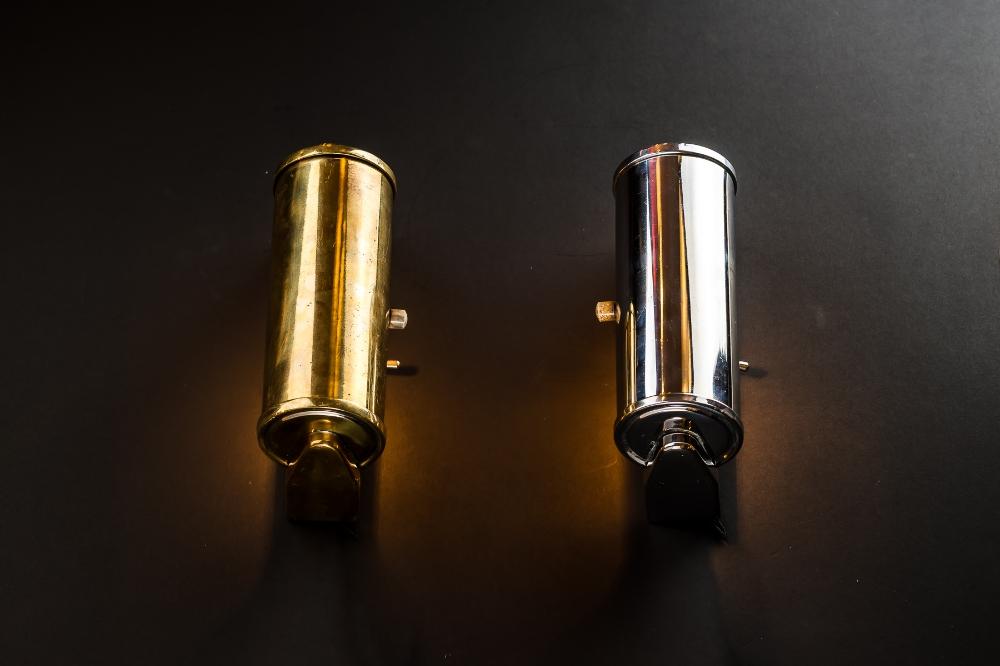 Aluminium and Brass Wall Light 02.jpg