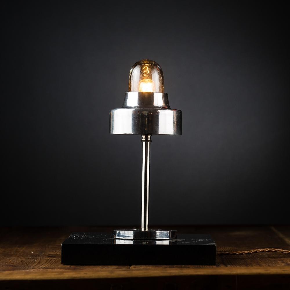 Aluminium:steel table:bar top lamp.jpg