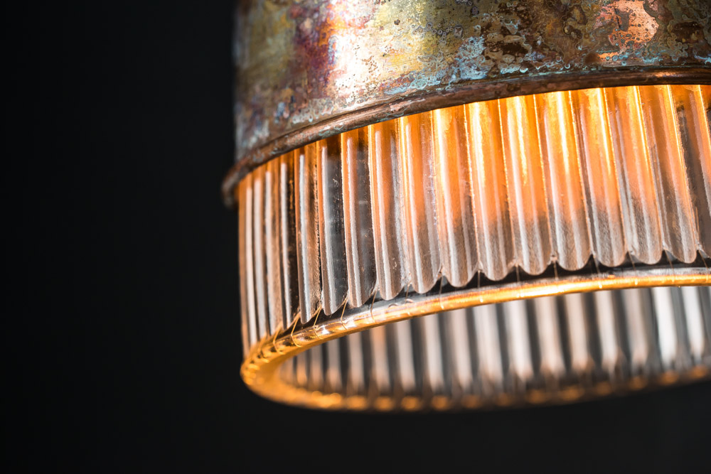 aged copper and holophane glass wall light 07.jpg
