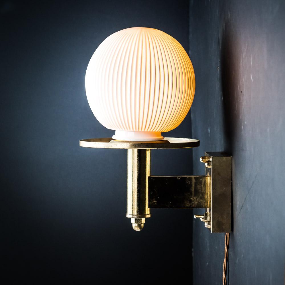 Brass and bone china sconce wall light 01.jpg