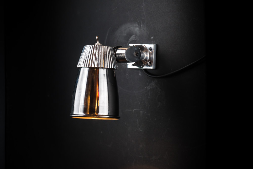 Vintage Vo-Lite Wall Light