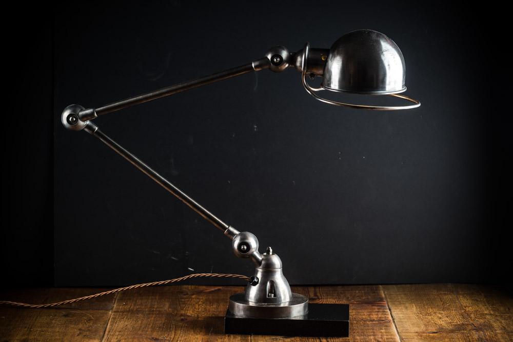 Vintage 1950s Jielde Desk Lamp