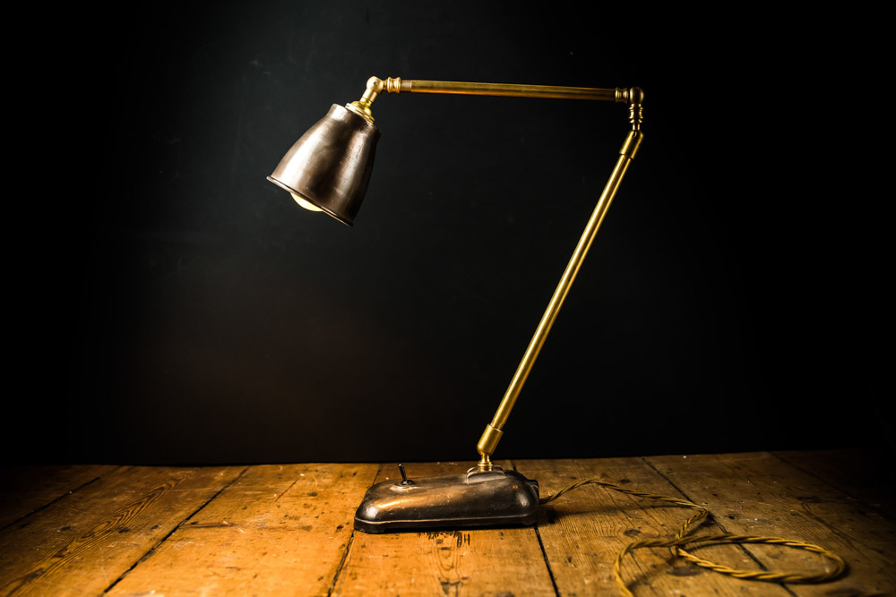 Felix Original Tall Freddie Desk Lamp