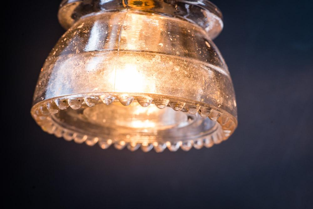 Brass armed insulator glass wall light11.jpg