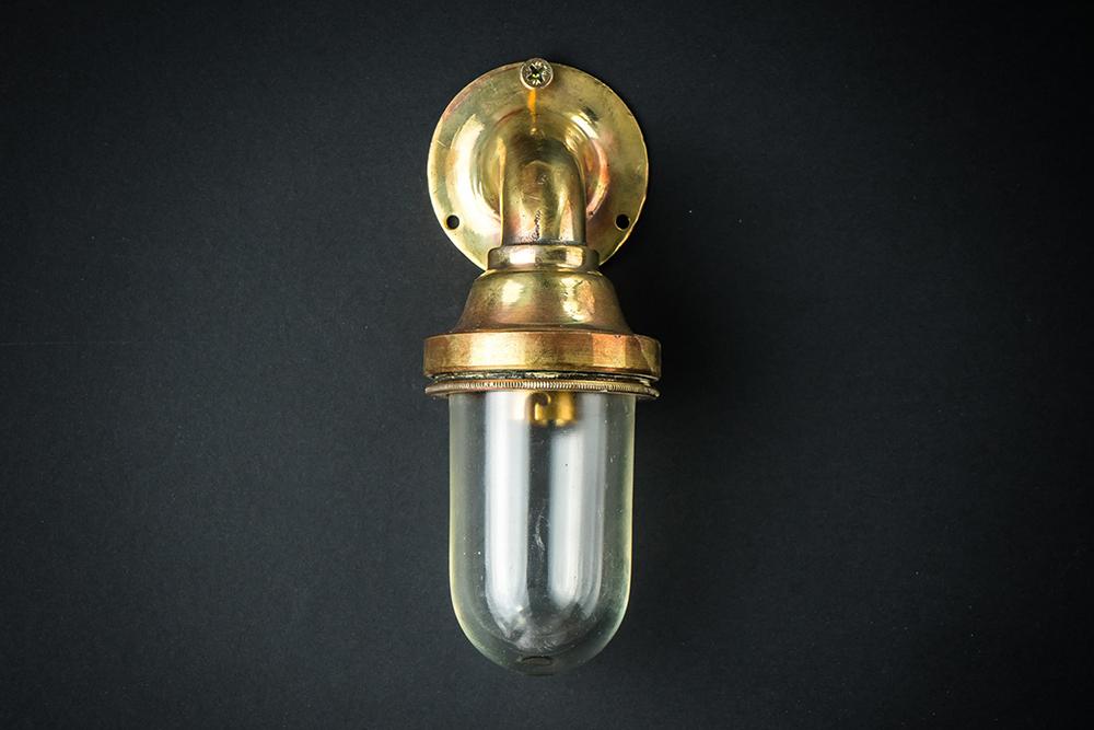 Miniature Bulkhead Wall Light