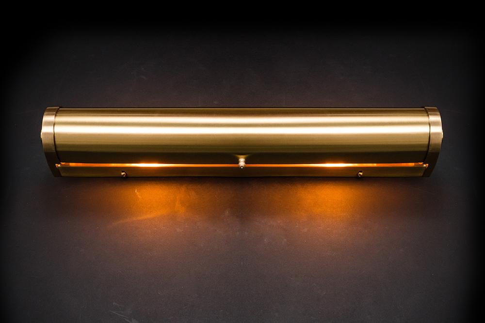adjustable swivel shaded brass wall light.jpg