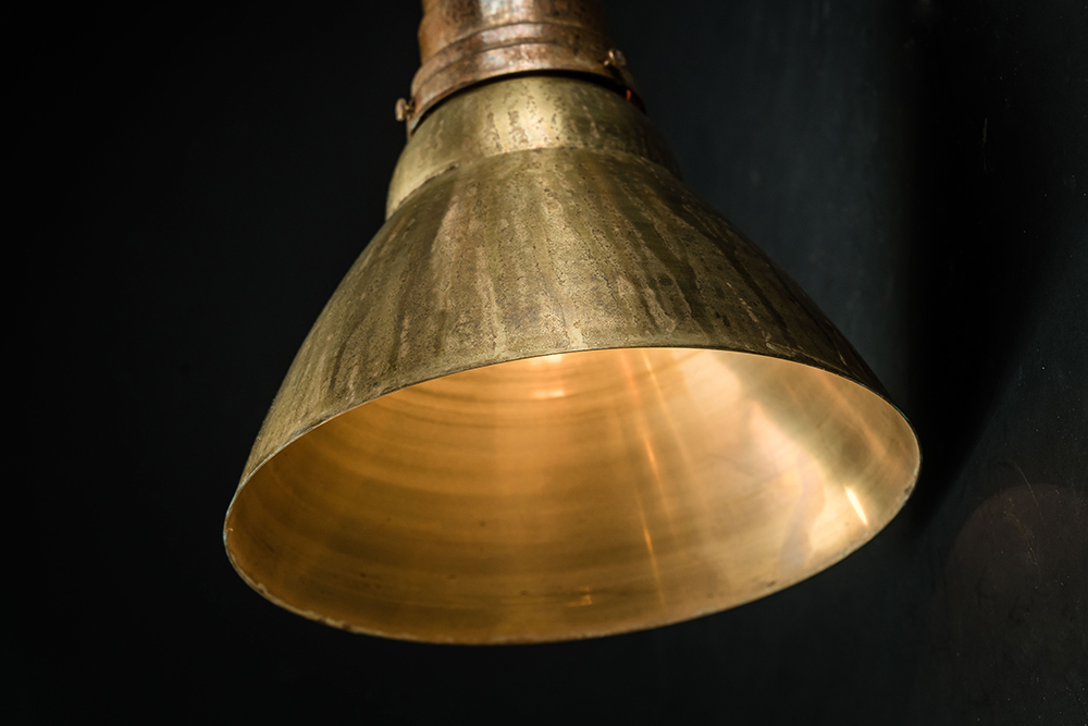 Albion wall light in copper and brass 02.jpg
