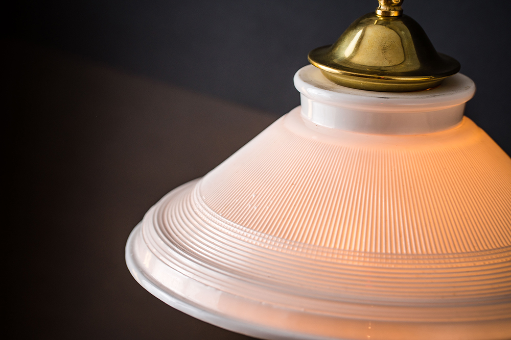Brass and bone china holophane pendant 03.jpg