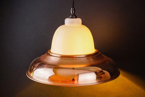 raw copper and bone china pendant 02.jpg