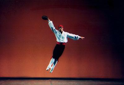 """Tarantella"" de Balanchine"