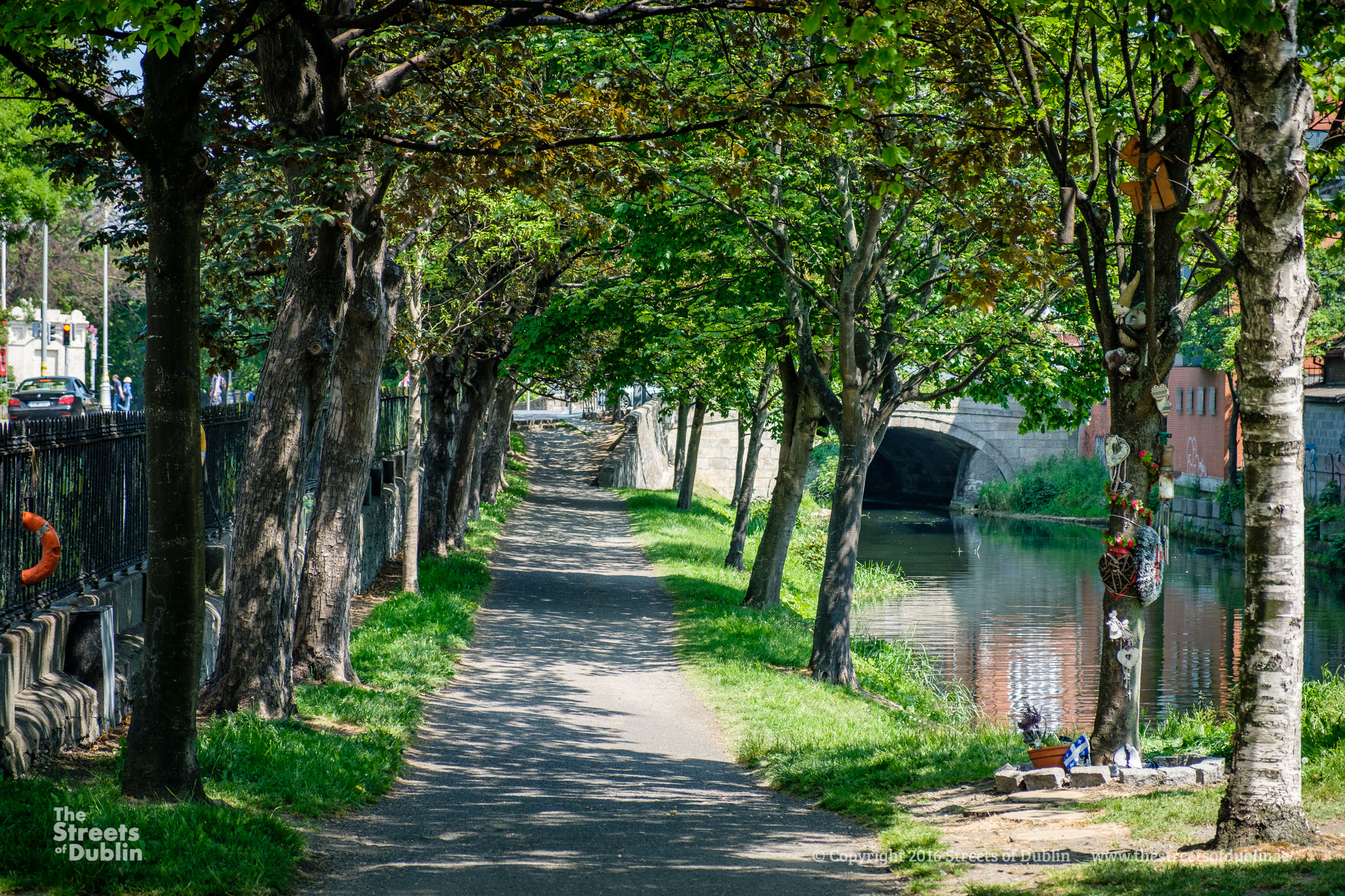 Canal Pathway