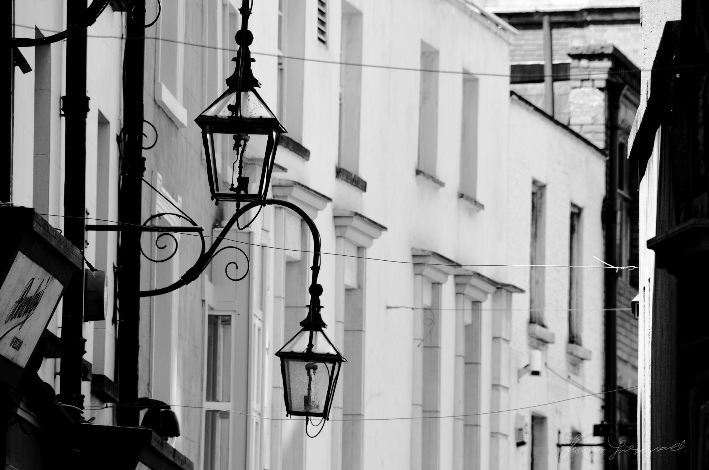 Old Street Lights