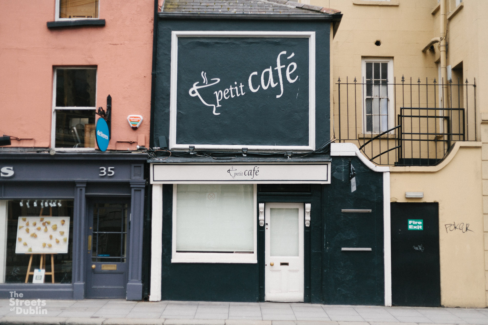 The Quiet Streets of Dublin City 14