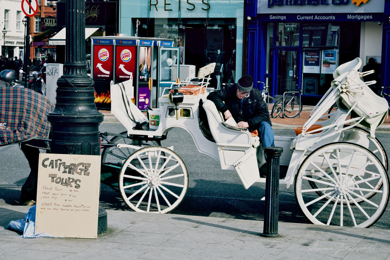 Carriage tours
