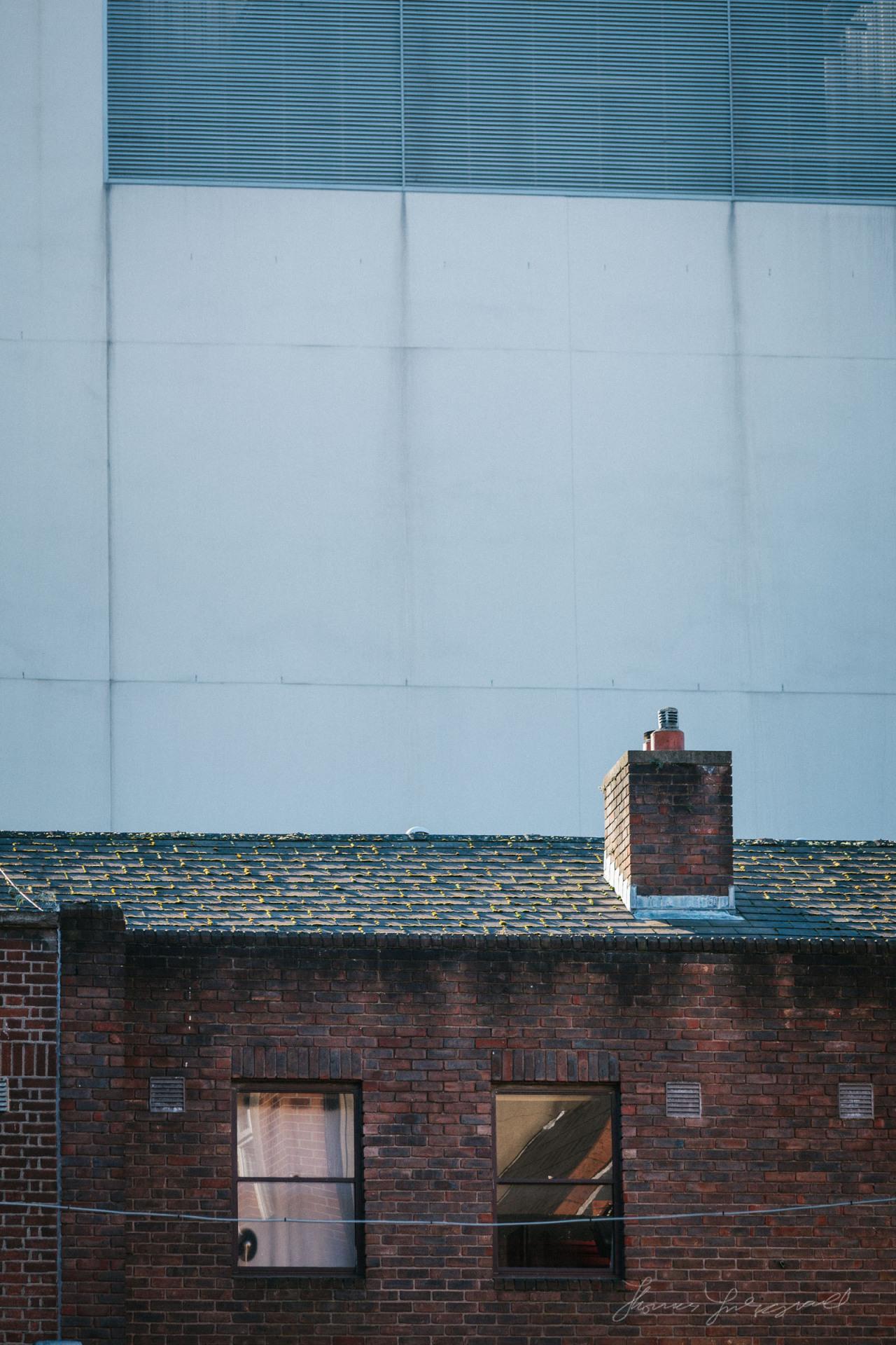 Dublin rooftop