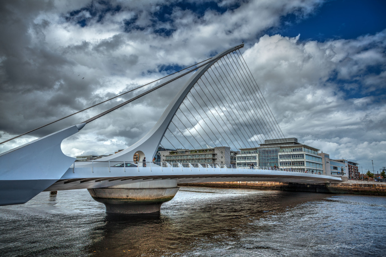 The Beckett Bridge