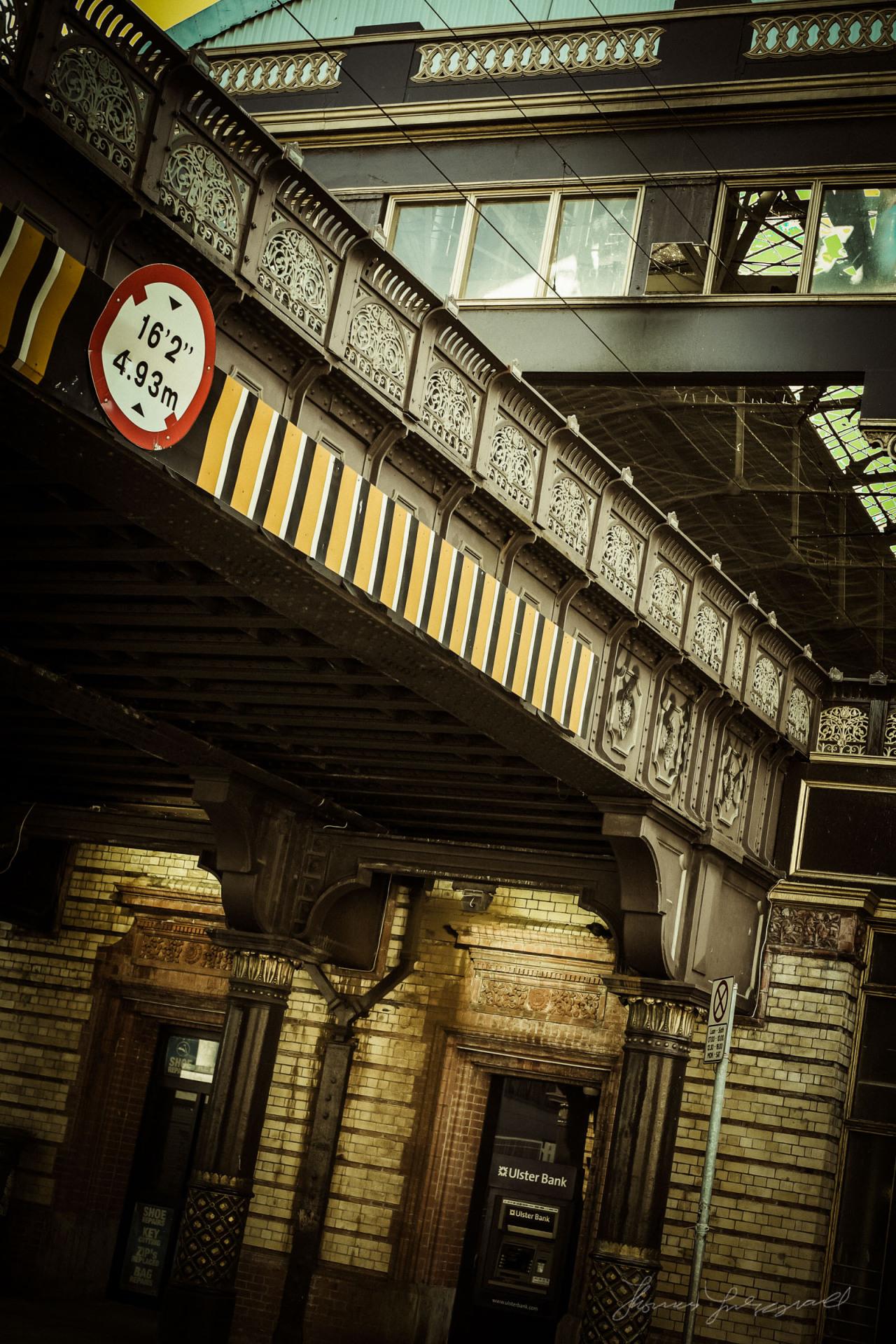 Westland Row train station