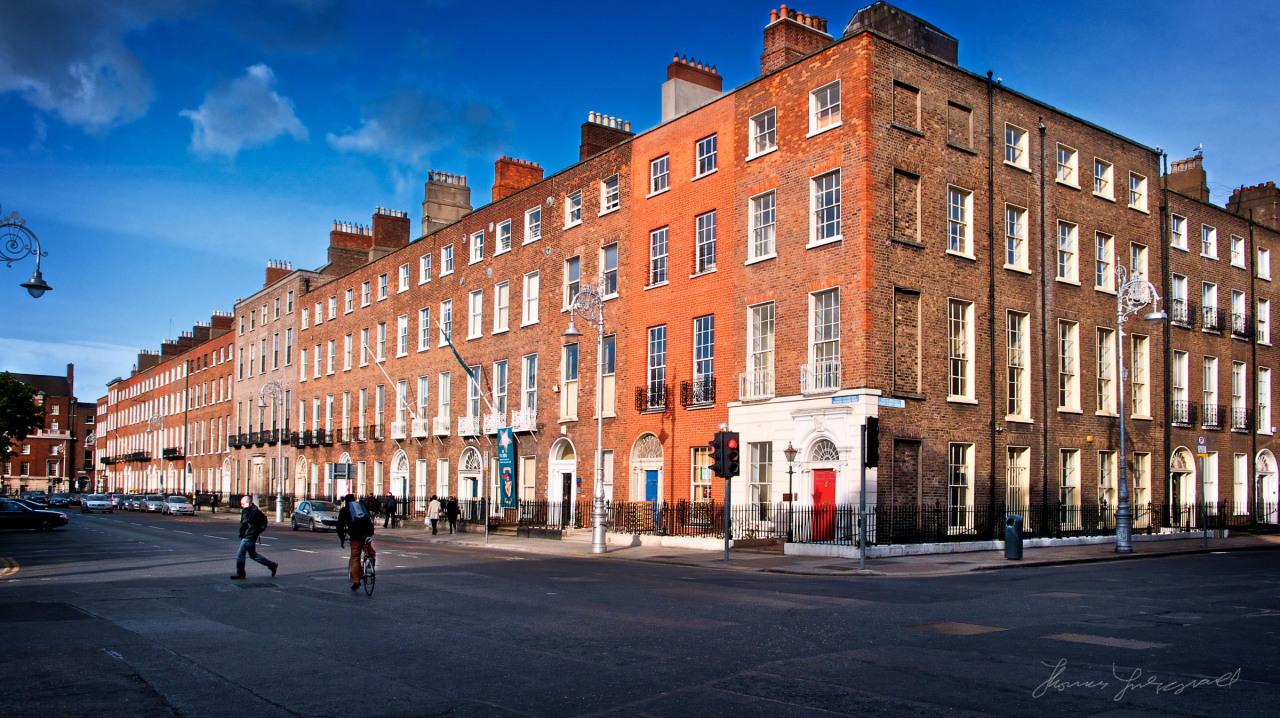 The different shades of Georgian Dublin