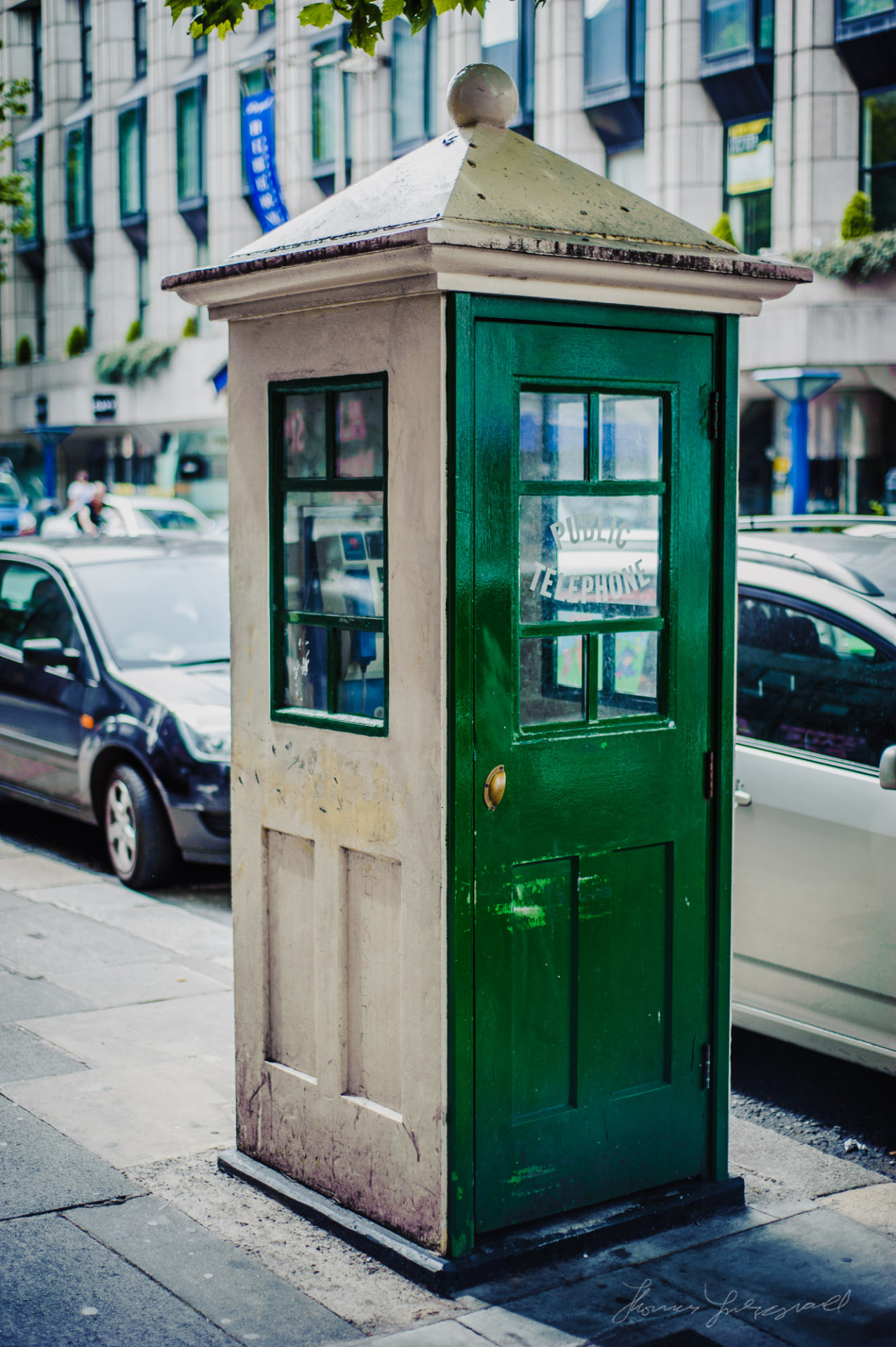 Dublin's answer to the Tardis