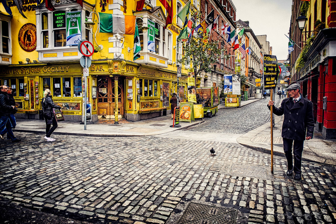 Just Another Day in Temple Bar