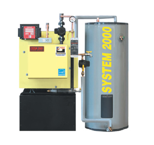 Energy Kinetics 2000 Oil Heat System