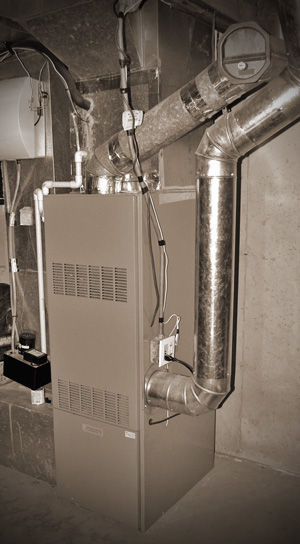 Is Your Oil Heat Furnace or Boiler Is Over 12 Years Old?  It Might Make Financial Sense To Upgrade To A New More Efficient System.