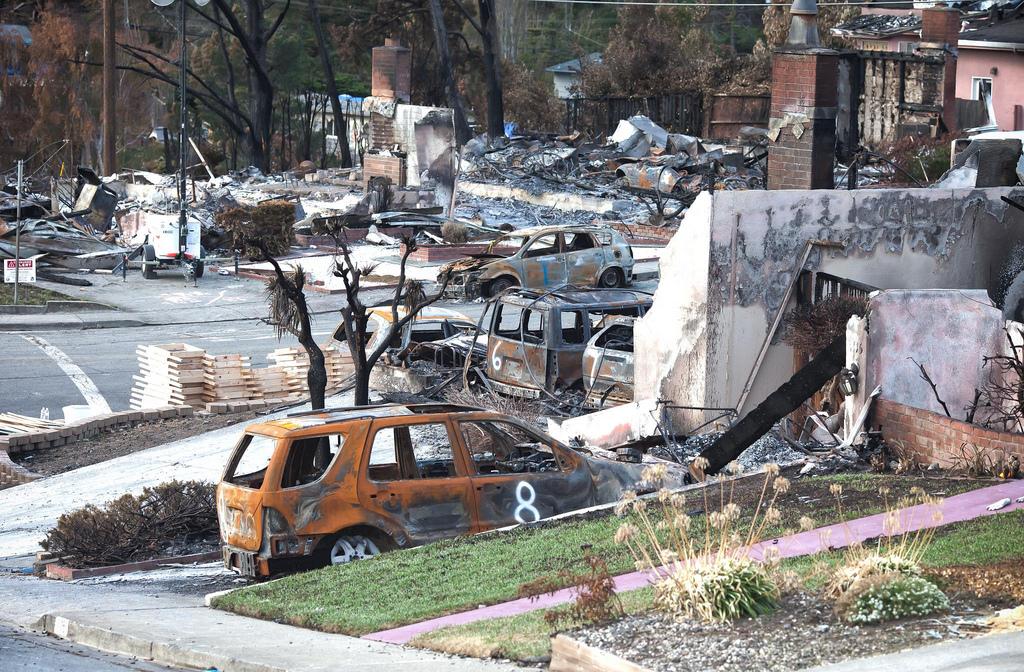 San Bruno Natural Gas Explosion © 2010 Thomas Hawk