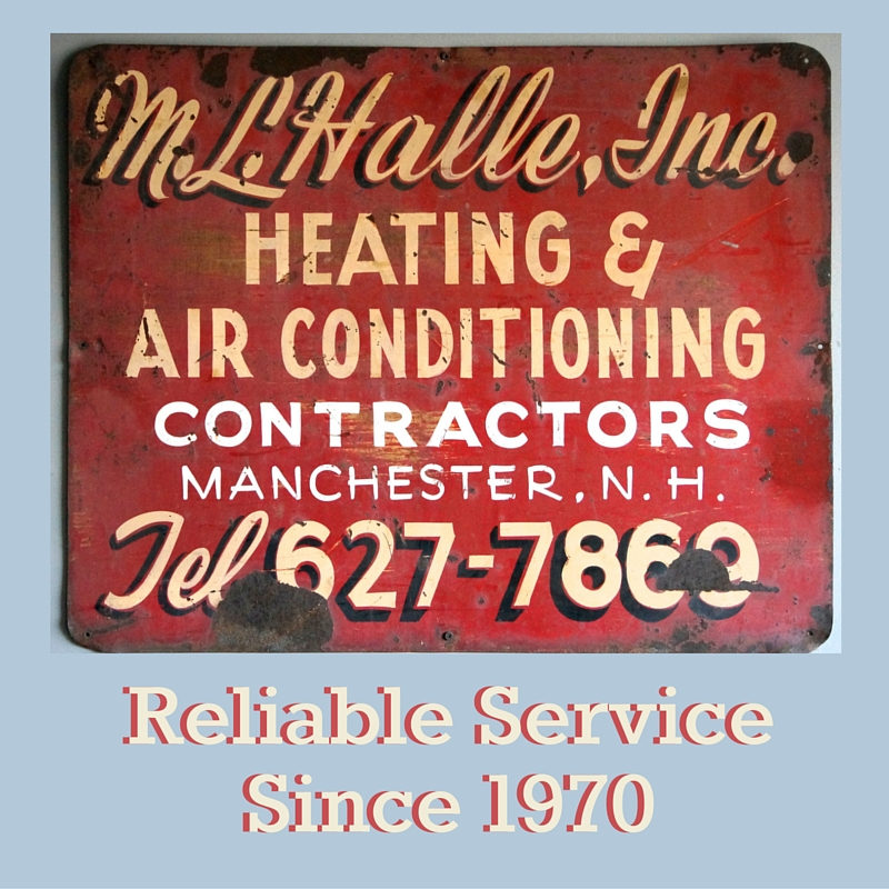When It Comes To Oil Tank Replacement, Don't Take Chances. Call M. L. Halle Oil