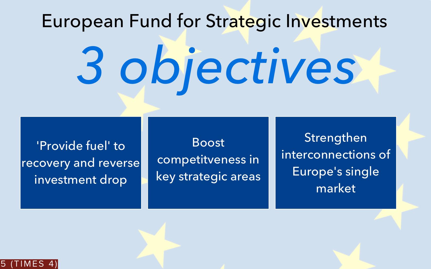 europeanfundobjectives