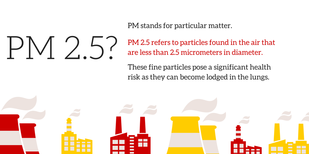 AIR POLLUTION IN CHINESE CITIES - WHAT IS PM2.5
