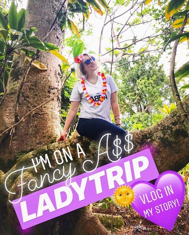 Hawaii➡️New Zealand➡️Vancouver Follow my stories, follow my journey ladies!! 🌎💫💁🏼♀️ #ladytips #ladytrips #travel #webseries #worldtravel #hawaii #newzealand #vancouver #journey #girl #gurls #trip #travel #travelblogger #vacation #vlog #travelvlog #jetsetter #girlstrip #comedy #aloha #tree #hilo #island #islandlife