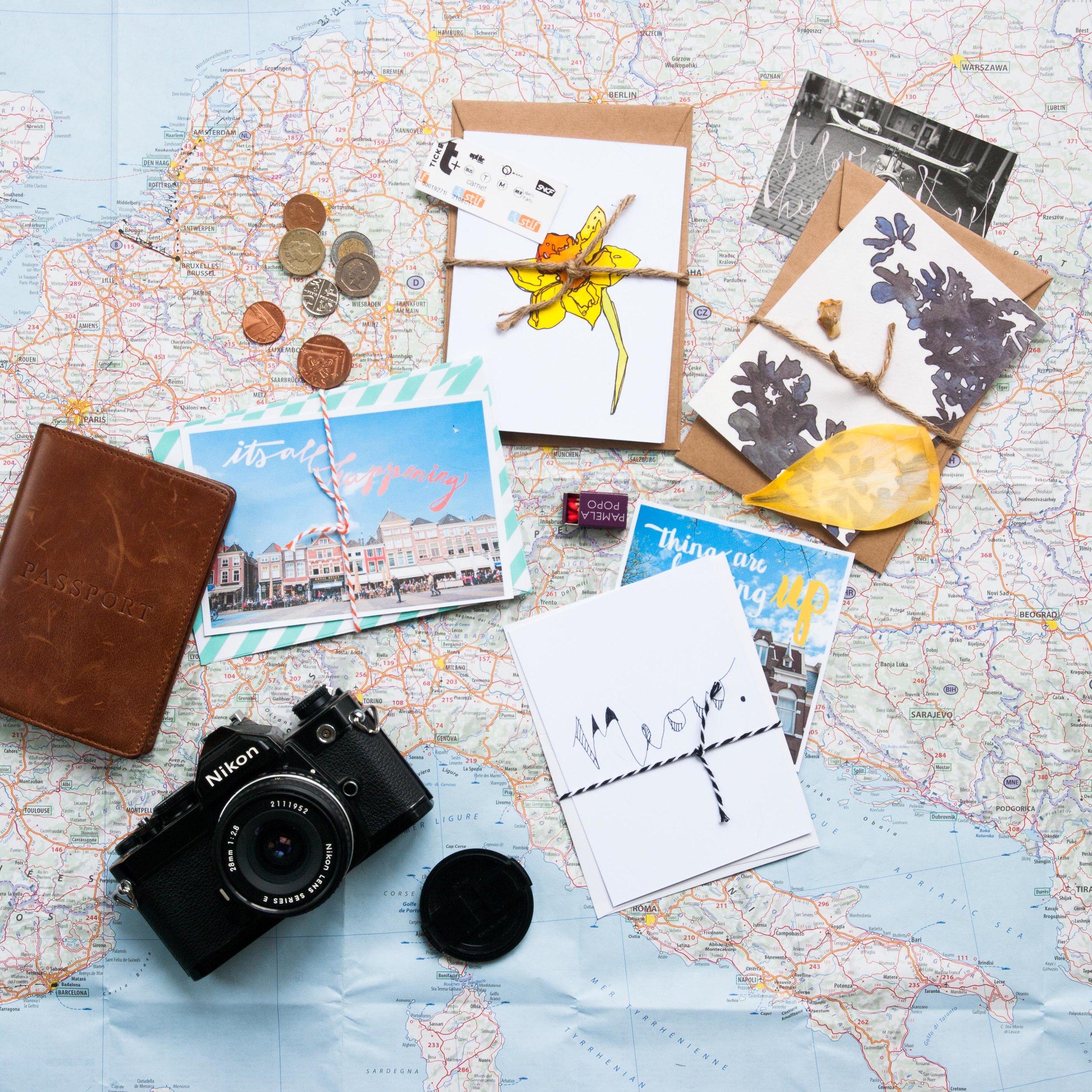 Art of Travel, Spring 2015. Multimedia.