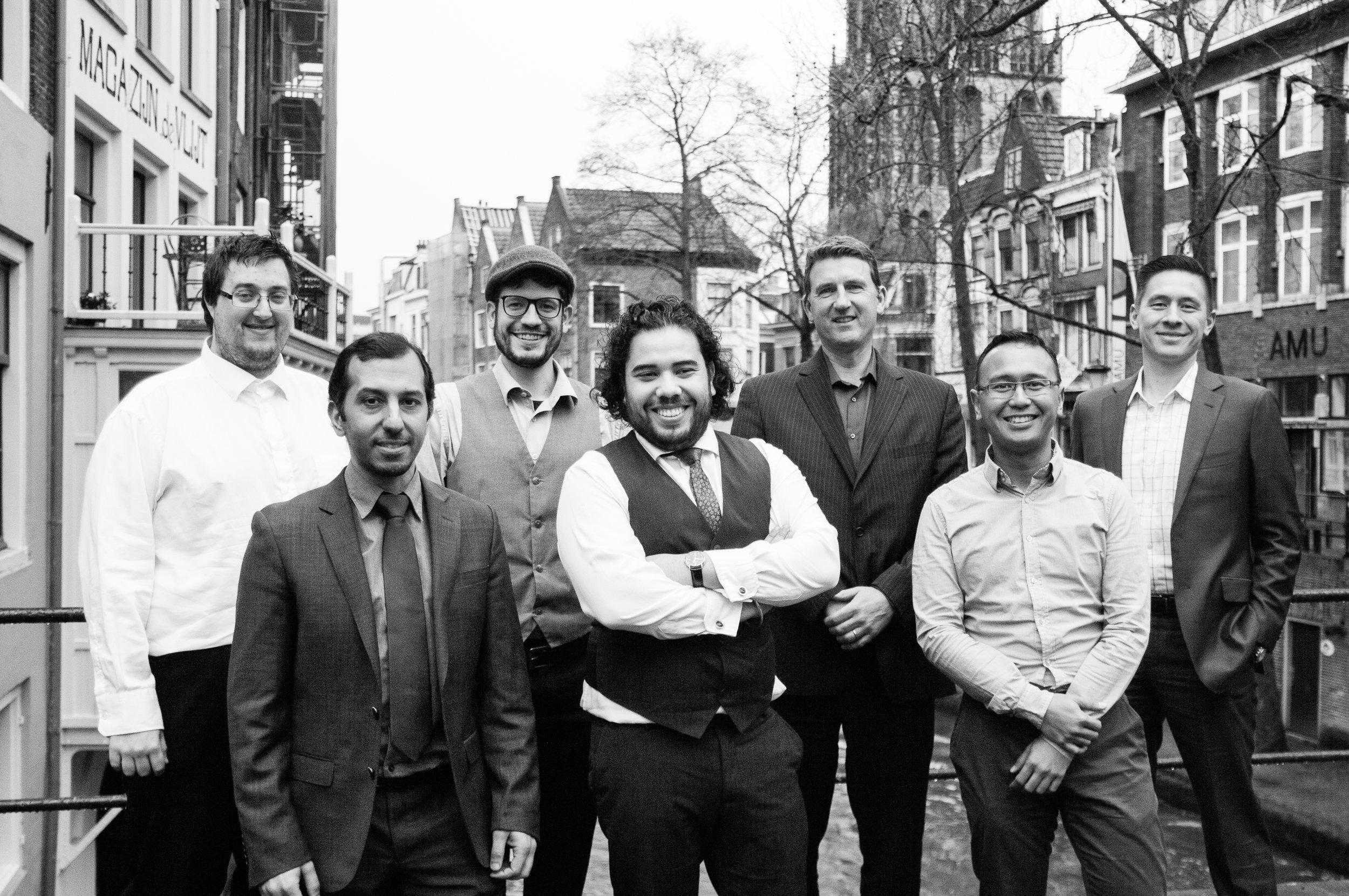 Contax Nederland B.V. Company Portrait. Utrecht, Netherlands.March, 2016.