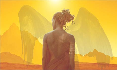 From cover of Who Fears Death by Nnedi Okorafor