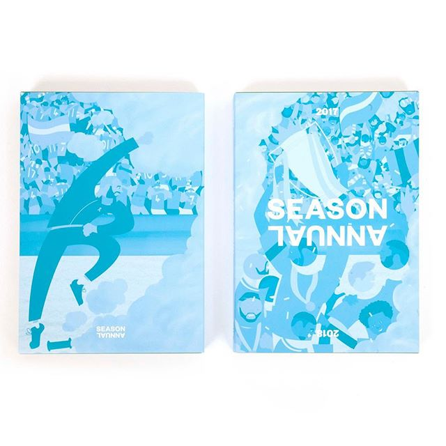@seasonannual is the perfect present for any footie fan! Get in quick for 20% discount! Follow the link in the bio and use code XMAS20 at the checkout. - Last order by the 17th for UK Christmas delivery.