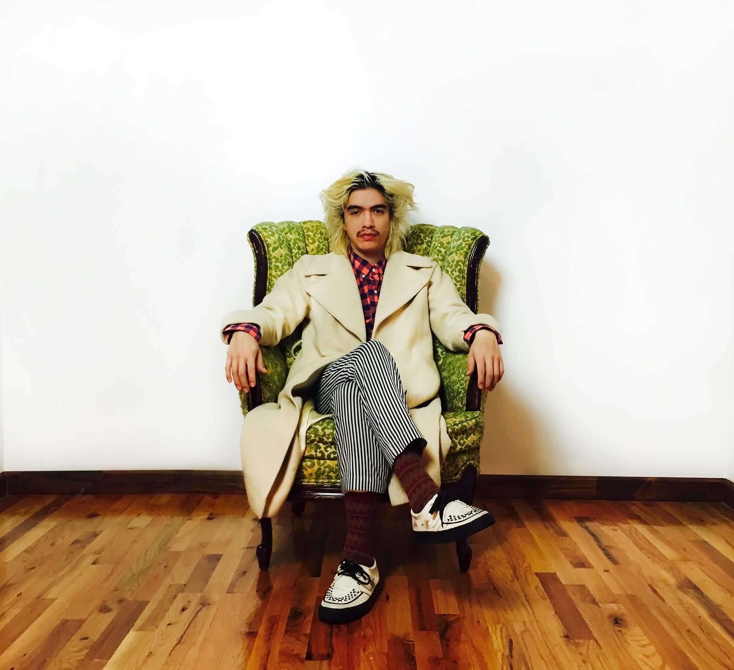 Julian Cubillos  Album: Evil  https://juliancubillos.bandcamp.com/album/evil