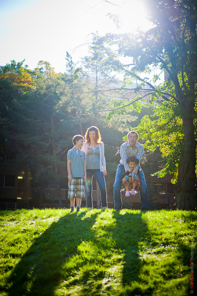 family pictures in edmonton
