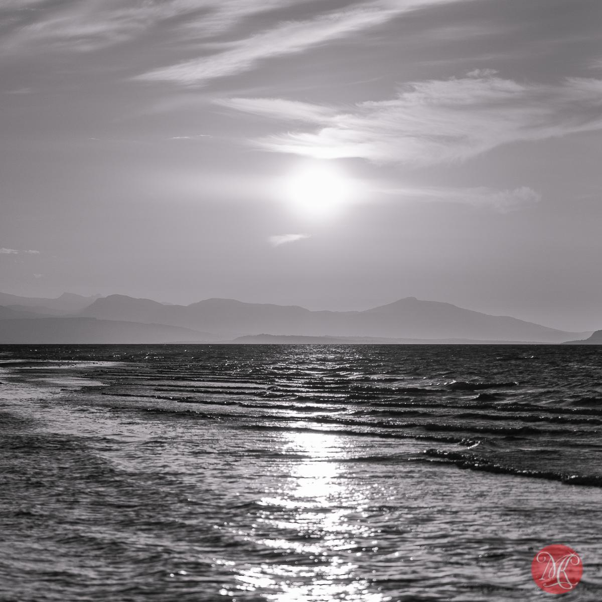 Evening at Qualicum Beach.. 2