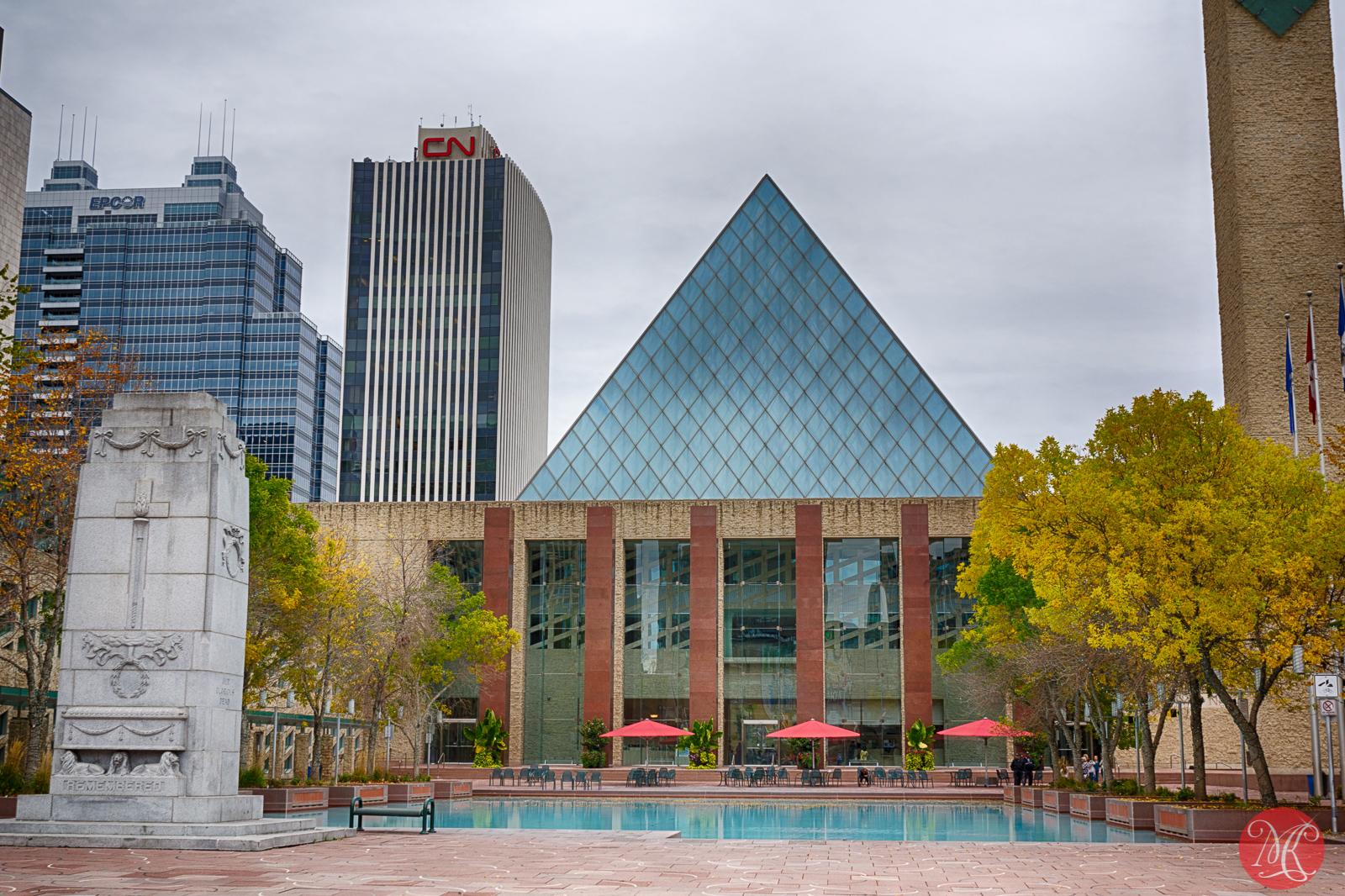 Fall in Edmonton 1