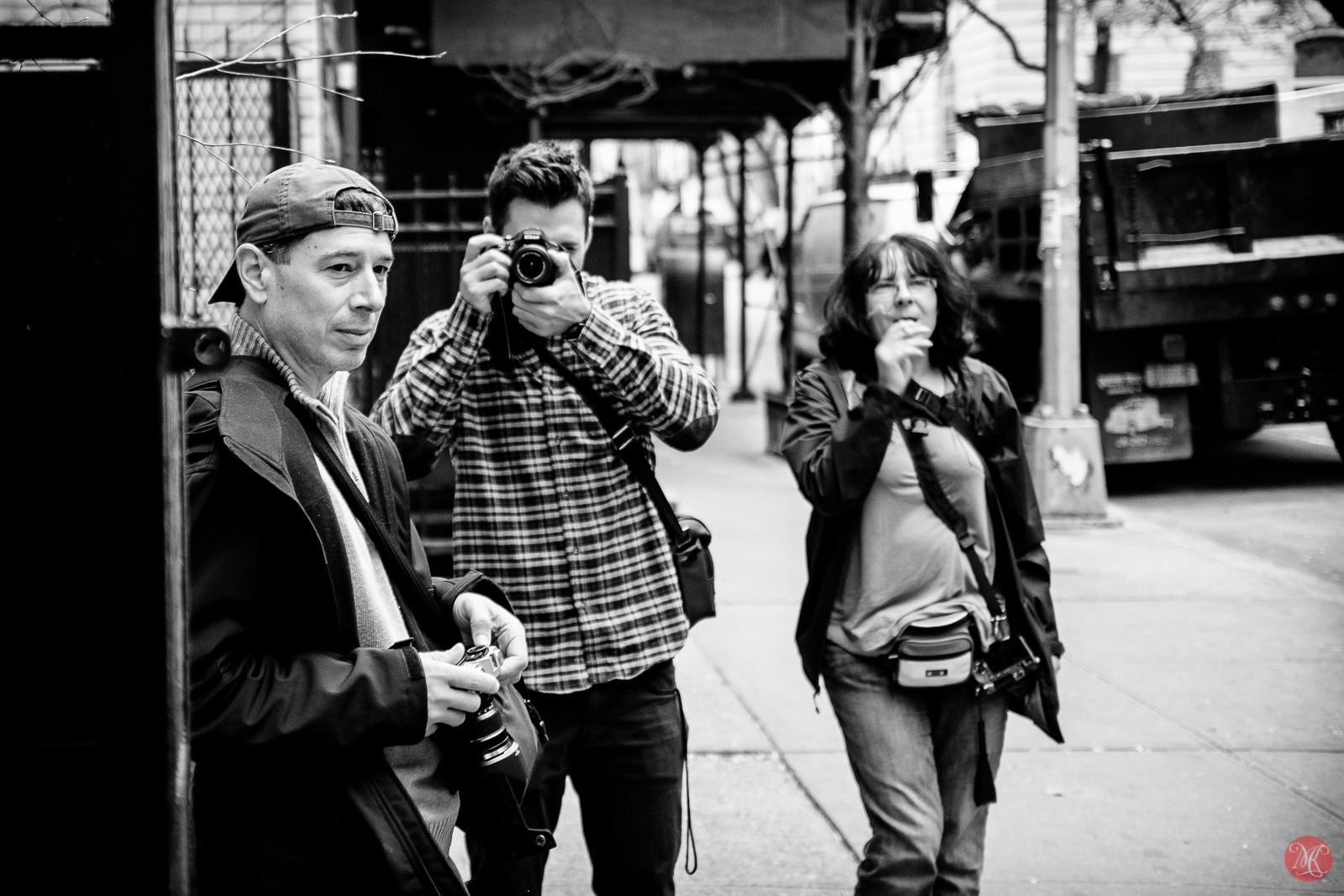 Street photography in New York