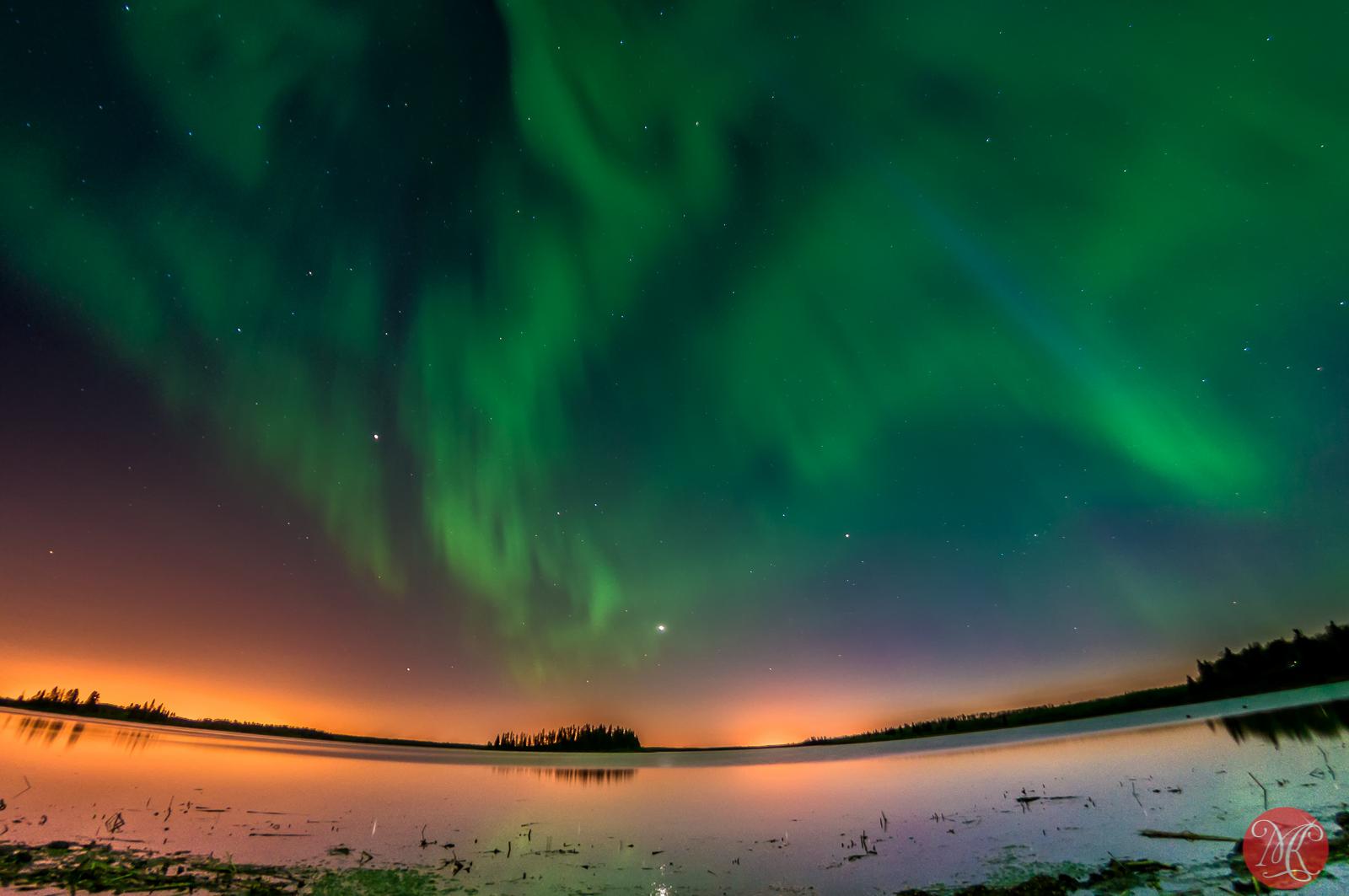 Amazing Aurora night 2