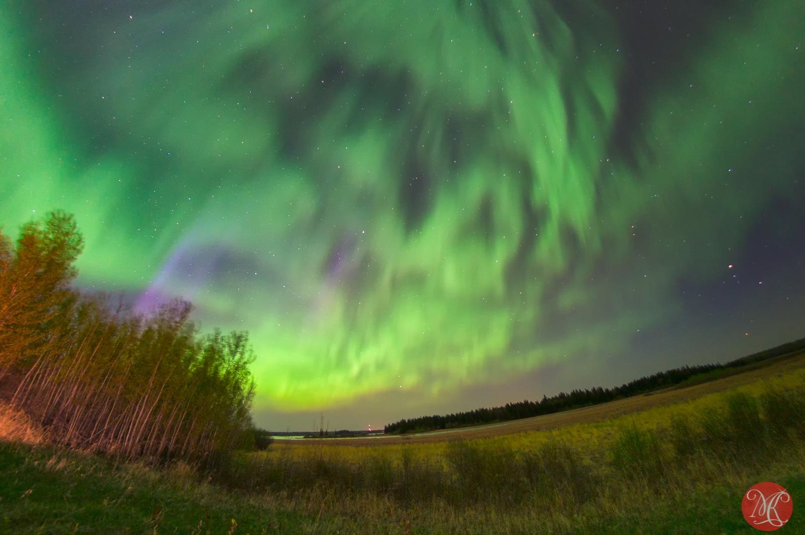 May 13th Aurora