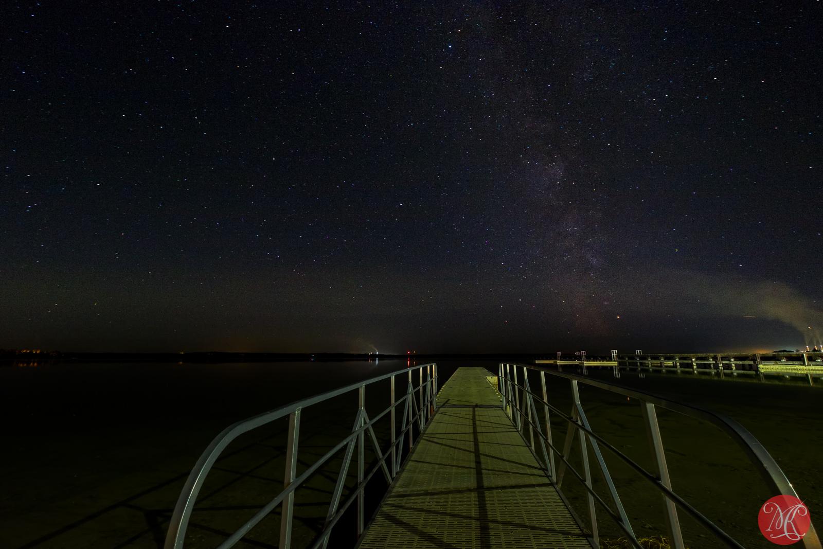 a night full of stars